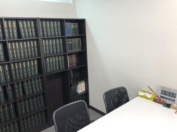 Duelパートナー法律事務所のオフィス
